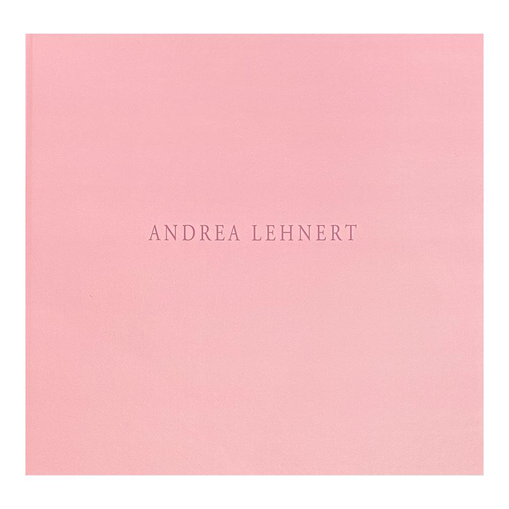 Boek Andrea Lehnert, 30.5 x 30.5 cm, Hardcover 64 pages