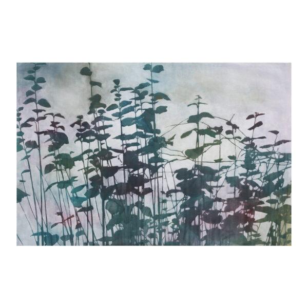 Cultivated Nature #13, 120 x 180 cm, acrylverf op doek