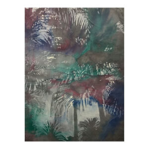 Cultivated Nature #31, 40 x 30 cm, gemengde techniek op doek