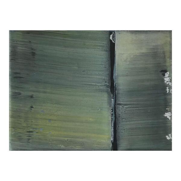 Zonder titel, 18 x 24 cm, olieverf op doek