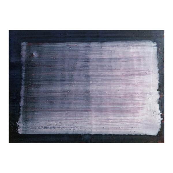 Zonder titel, 13 x 18 cm, olieverf op doek